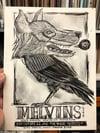 Melvins Original drawing
