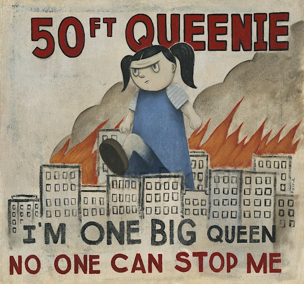 Image of 50ft Queenie No One Can Stop Me