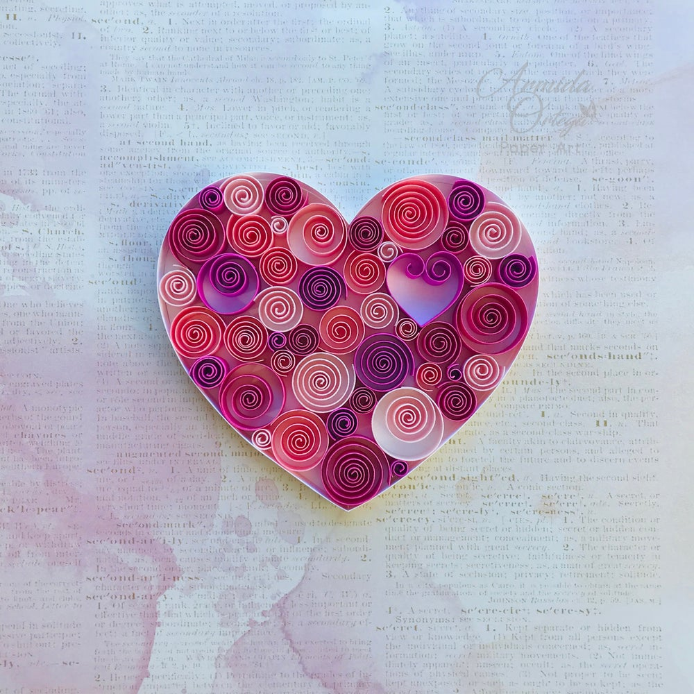 Image of PINK HEART