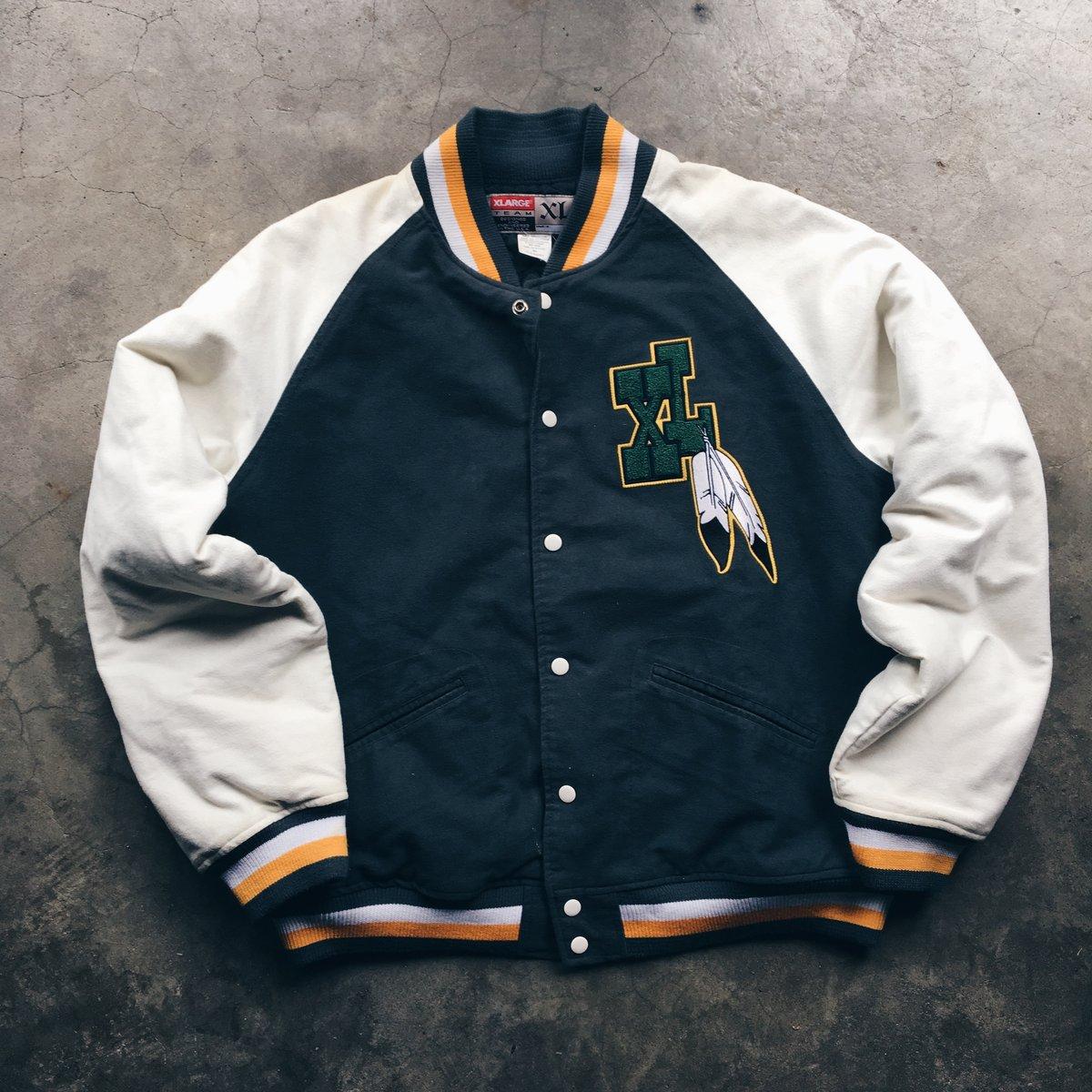 Image of Original Early 2000's XLARGE Varsity Jacket.