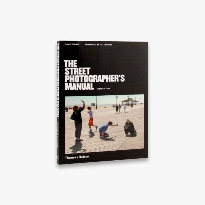 Image of  The Street Photographer's Manual David Gibson