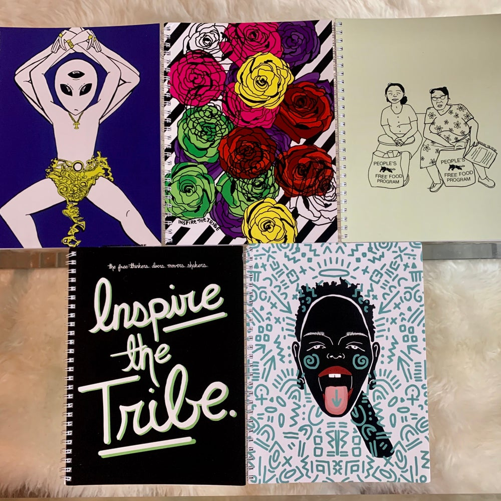Image of Inspire the TRIBE Notebooks | Assorted