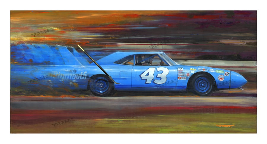 "Image of ""The King's Coach"" (14x24) or (22 x 40)  Signed & Numbered Giclee' Prints"