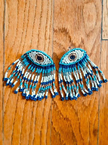 "Image of ""Spying On You"" Earrings"