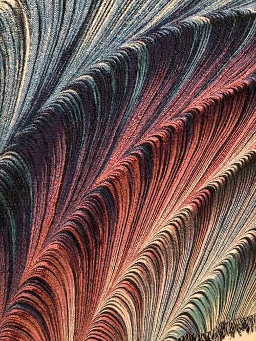 Image of Woven Blanket #4
