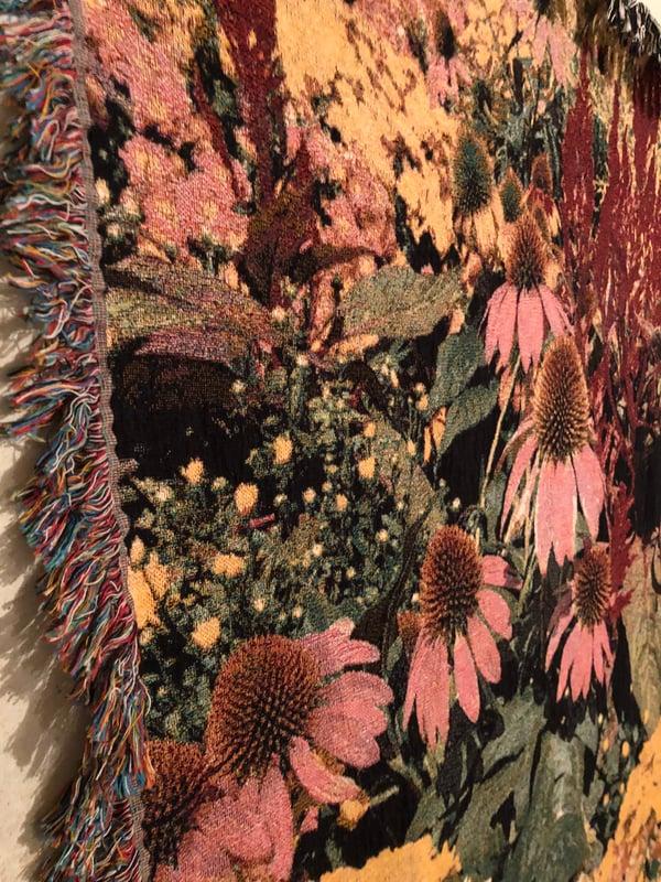 Image of Woven Blanket #6
