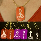 Image of Maqlu Dog Tags
