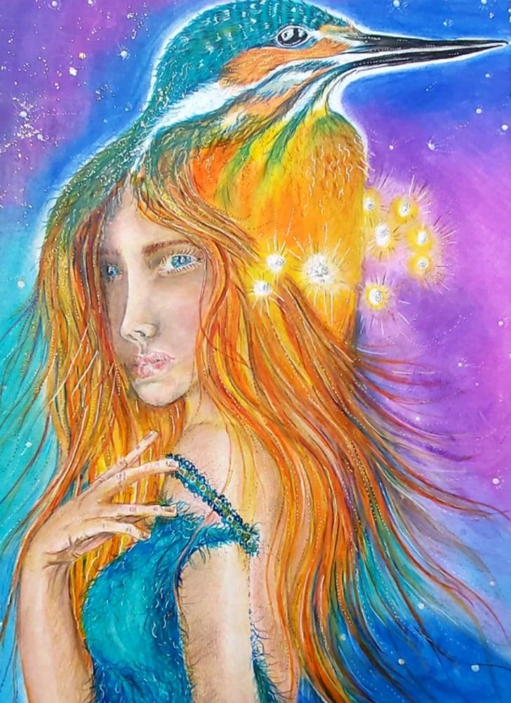 Goddess Alcyone