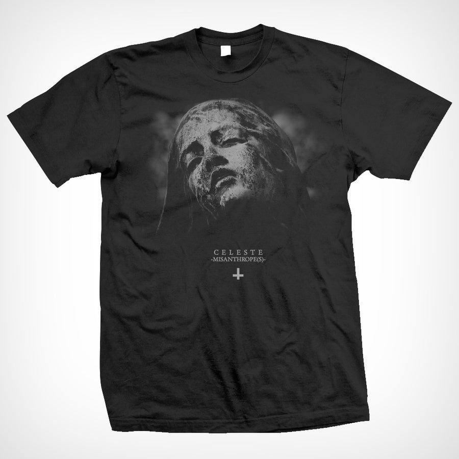 Image of RESTOCK!! Misanthrope(s) Grey T-Shirt!! AVAILABLE IN GIRLY!!