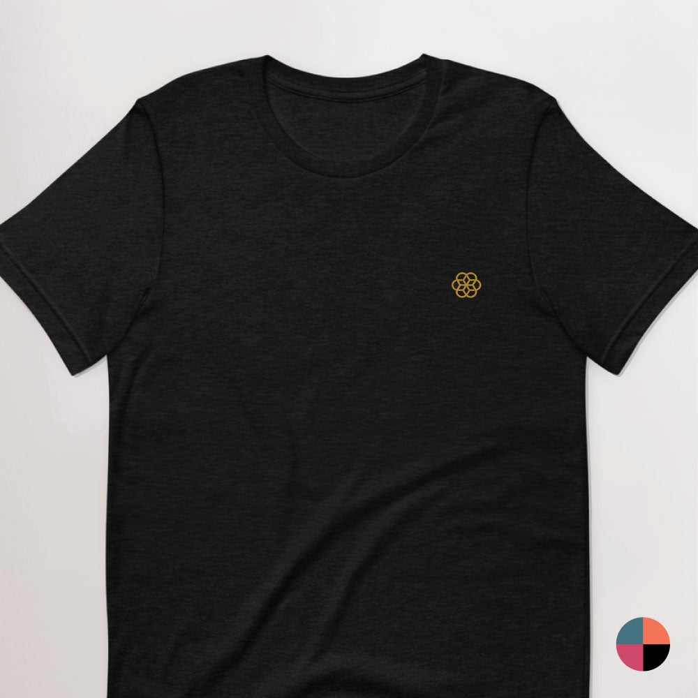 Embroidered Icon Tee