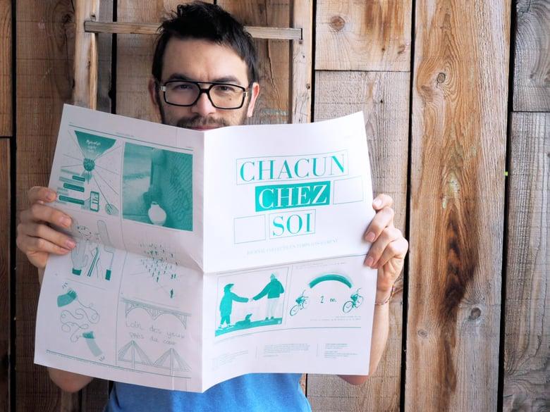 Image of Chacun chez soi - numéro 4