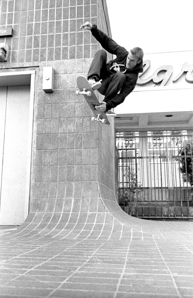 Ethan Fowler, Indy air, Bart Banks, San Francisco 1996