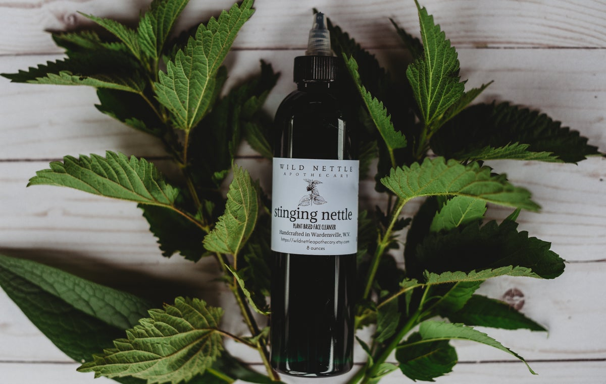 Image of HERBAL FACE CLEANSER - PLANT BASED - SULFATE FREE