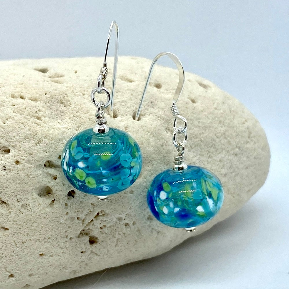 Image of Tropical Storm Bobble Earrings
