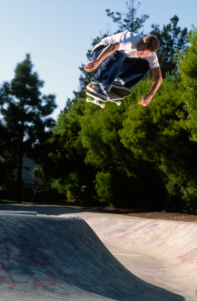 Jesse Paez, Derby park, Santa Cruz 1996 by Tobin Yelland