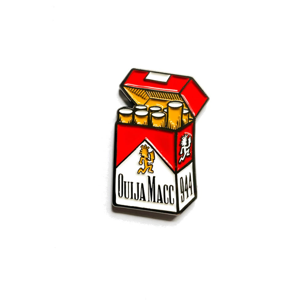 Image of The Walk to Wasteland pacc - Hat pin