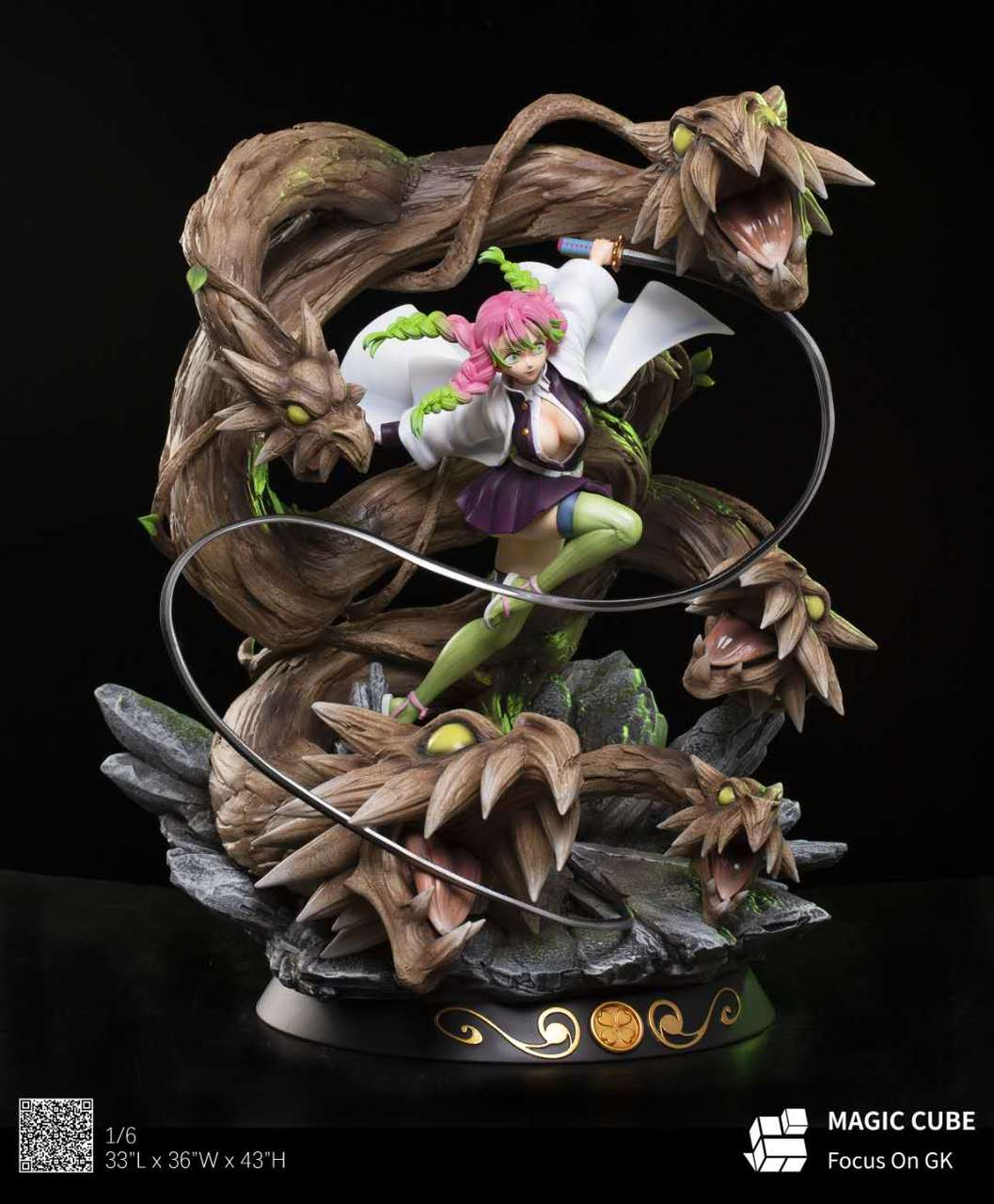 Image of MagicCube Studio Kanroji Mitsuri 1/6 resin statue