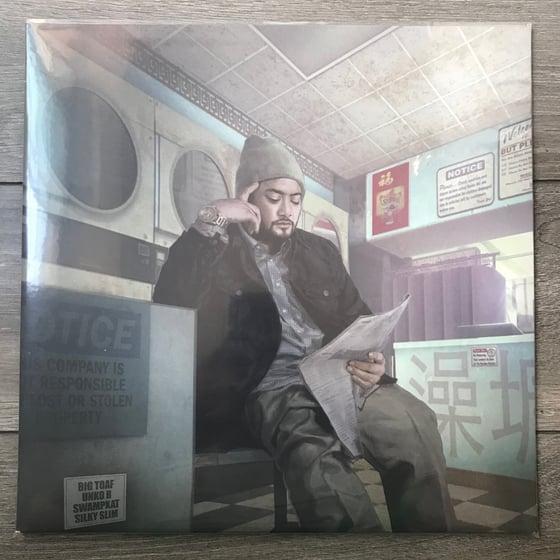 Image of Jboog - Wash House Ting Vinyl 2xLP