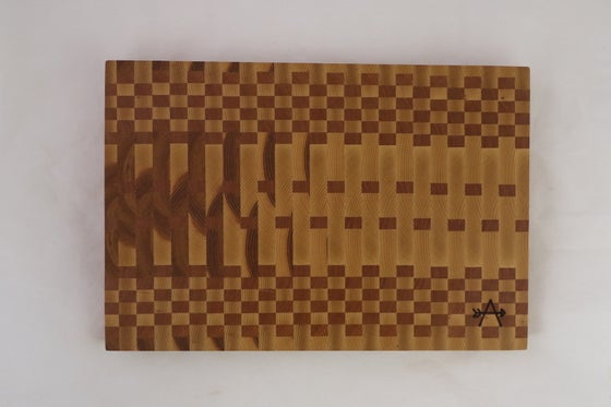 Image of END-GRAIN CUTTING BOARD (EG008)
