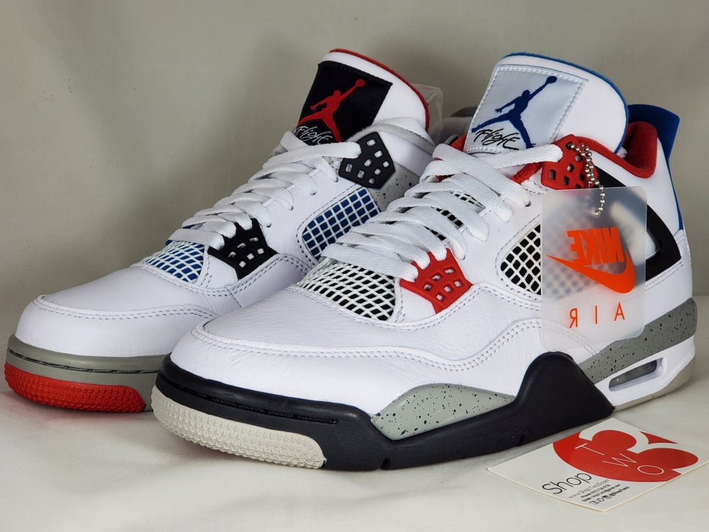 "Image of Air Jordan 4 Retro ""What The"""
