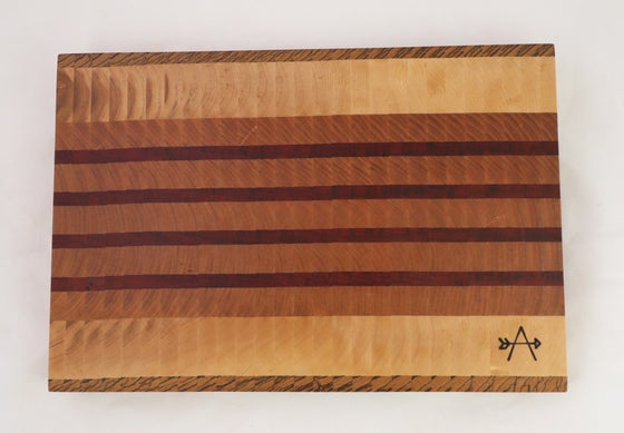 Image of PB&J END-GRAIN CUTTING BOARD (EG010)