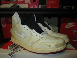"Image of Air Jordan I (1) Retro High NRG ""Nigel Slyvester"""