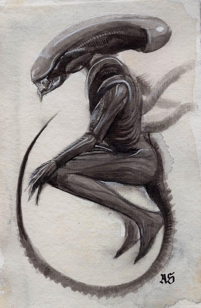 Image of Xenomorph