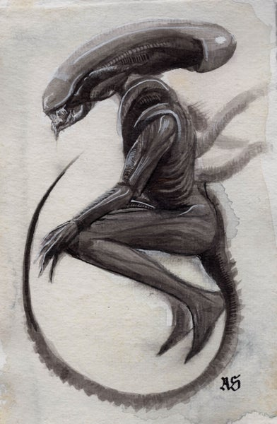 Image of Xenomorph