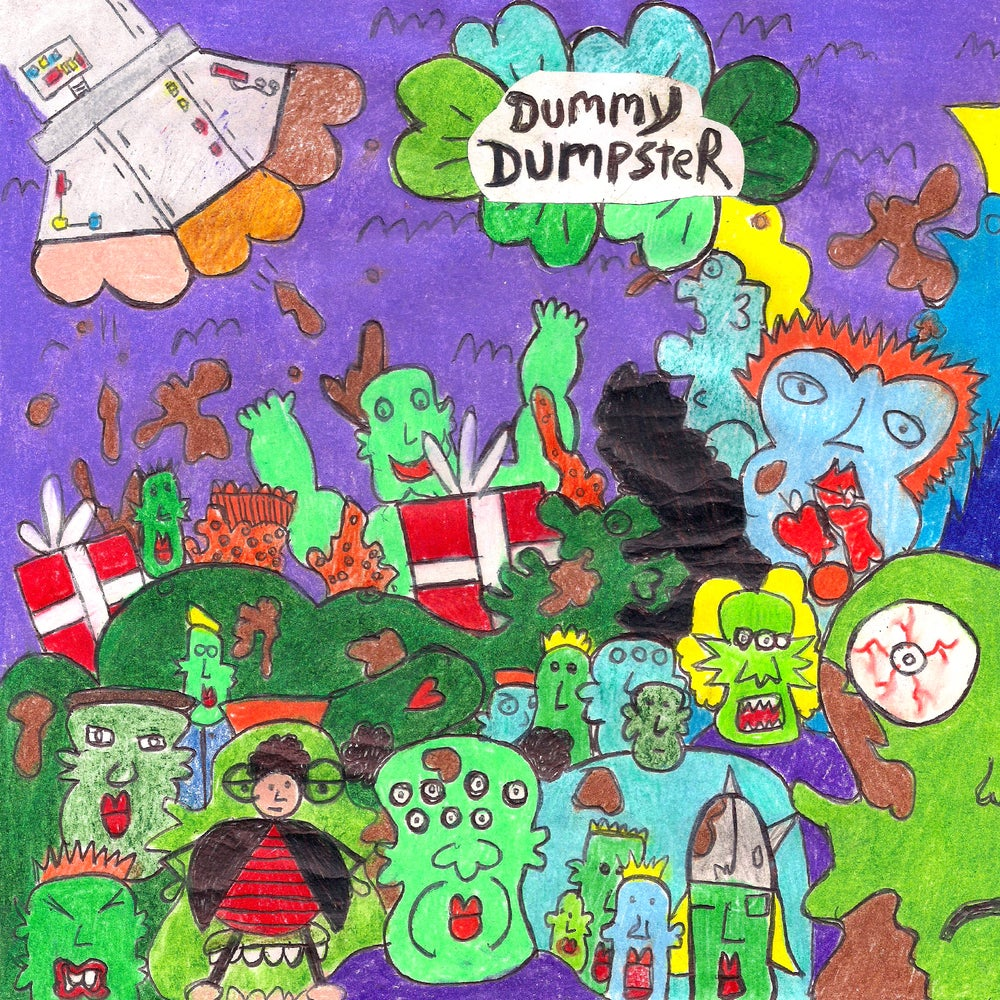 "Image of Dummy Dumpster ""50 Songs"" CD"