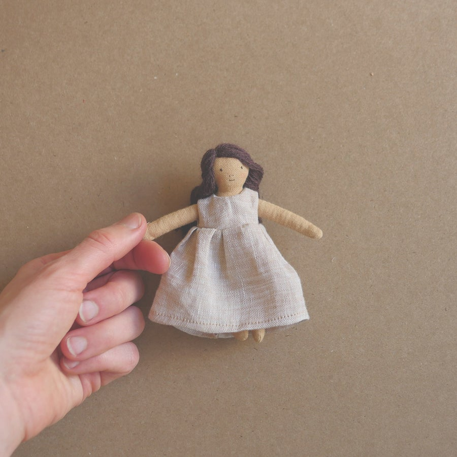Image of Little Courage Doll (11cm) - Annabelle
