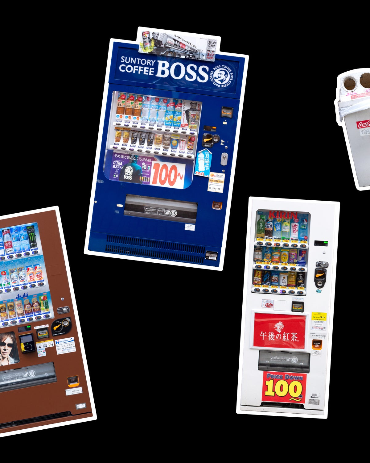 Image of Vending Machine Sticker Pack