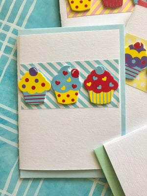 Image of Bright Cupcakes
