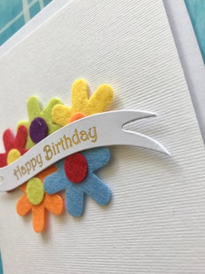 Image of Birthday Bunch of Flowers