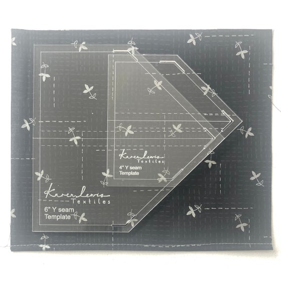 Image of Y Seam Acrylic Templates