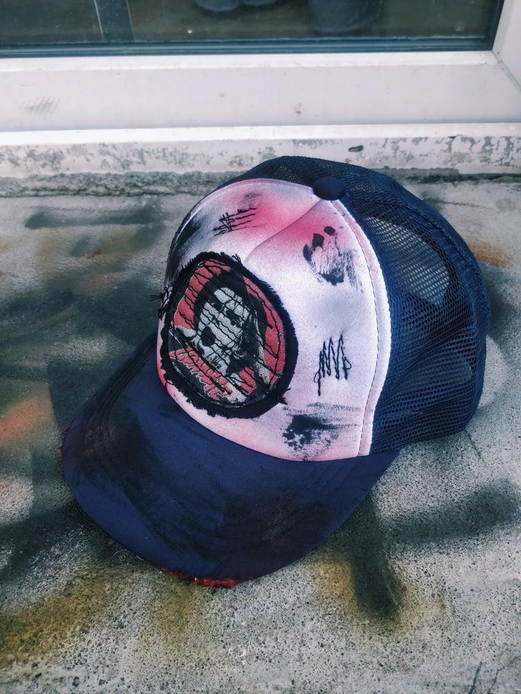 Image of Zombie trucker hat