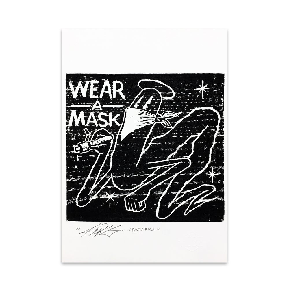 Image of WEAR A MASK
