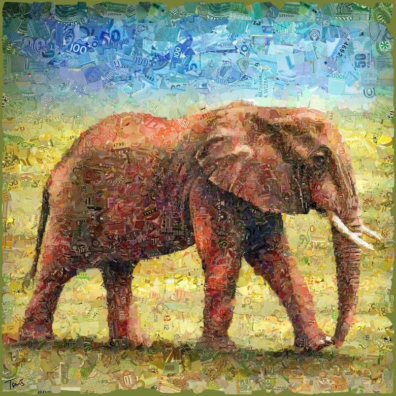 Image of Money Zoo: The Elephant