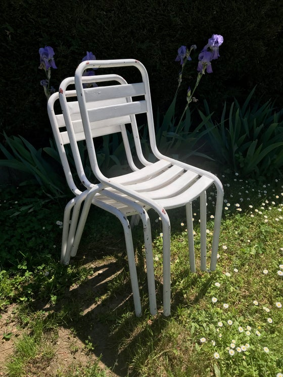 Image of Chaise Tolix T2