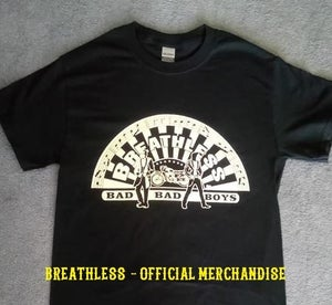 Image of BREATHLESS -  2020 TOUR T-SHIRT