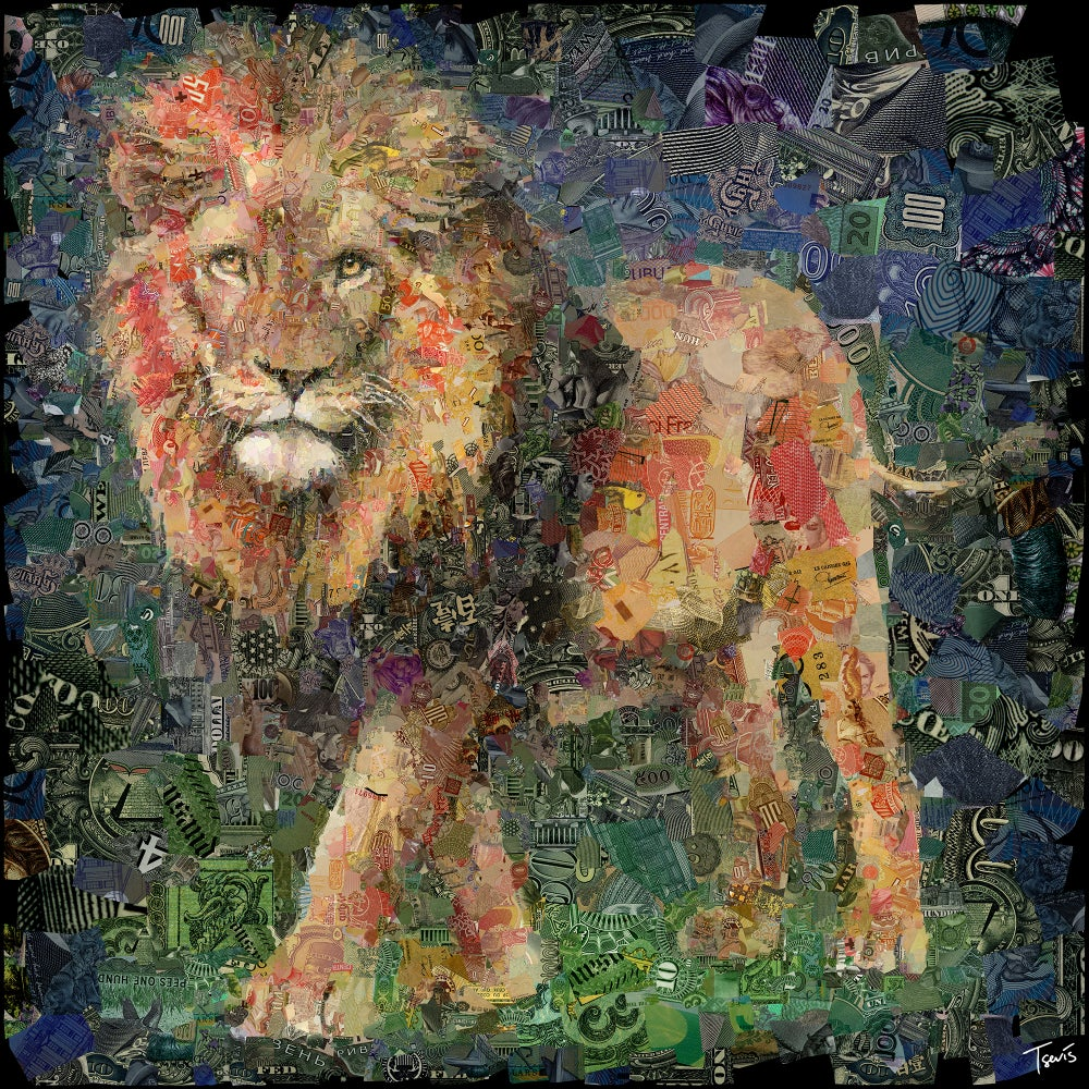 Image of Money Zoo: The Lion