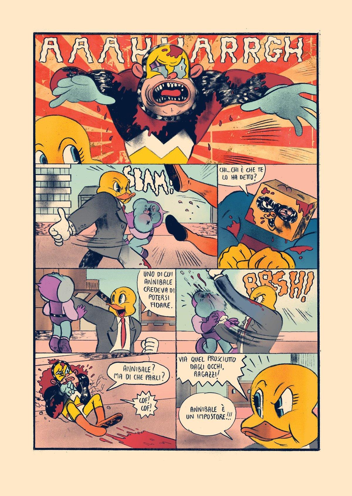 Image of B Comics - Gnam!