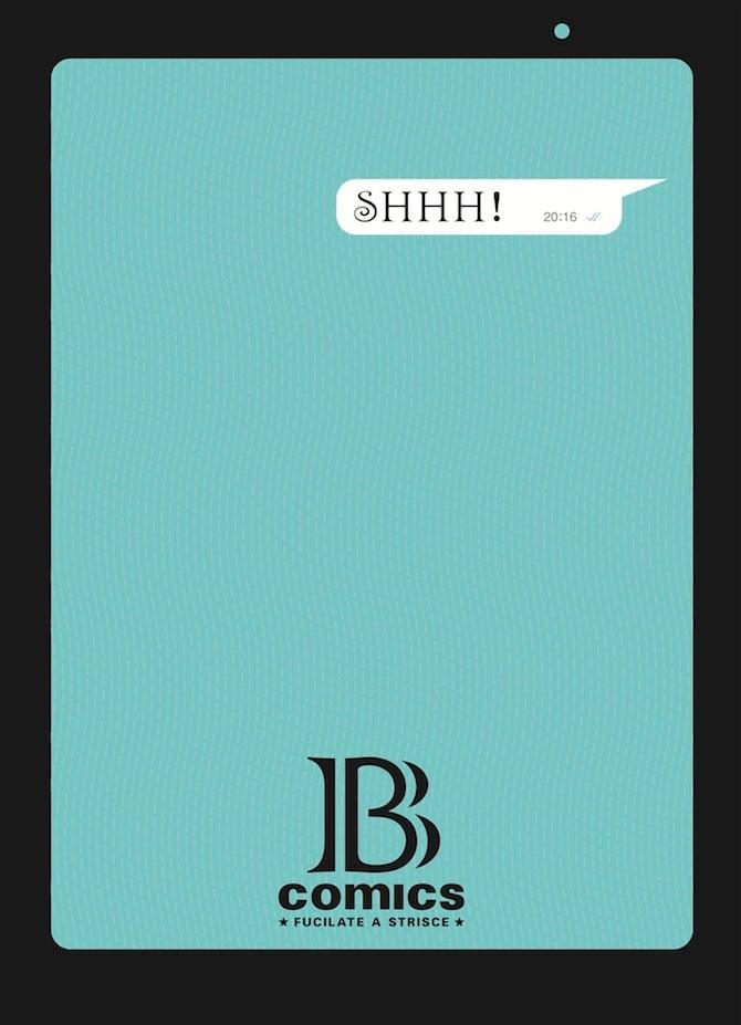 Image of B Comics - Shhh!