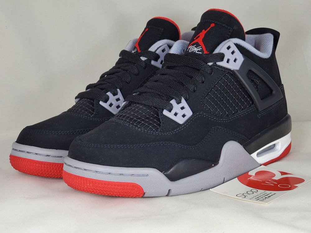 Image of Air Jordan 4 Retro Bred