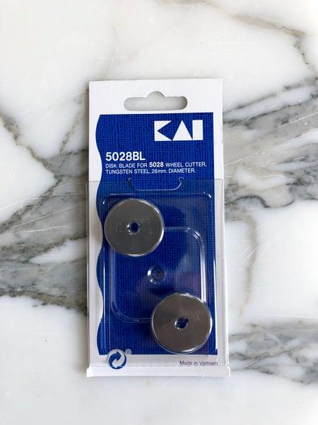 Image of Ekstra blade til KAI Rotary cutter 28 mm