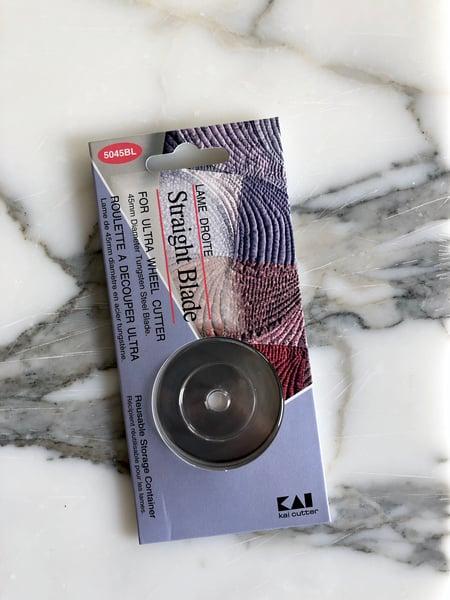 Image of Ekstra blad til KAI Rotary cutter 45 mm