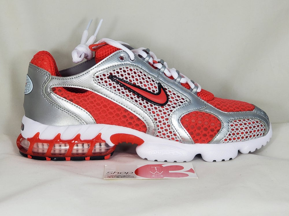 Image of Nike Air Zoom Spiridon Cage 2 Track Red