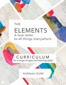 Image of CURRICULUM for 'the Elements: a love letter to all things everywhere'