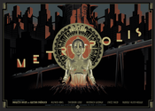 Image of Metropolis Offset Edition