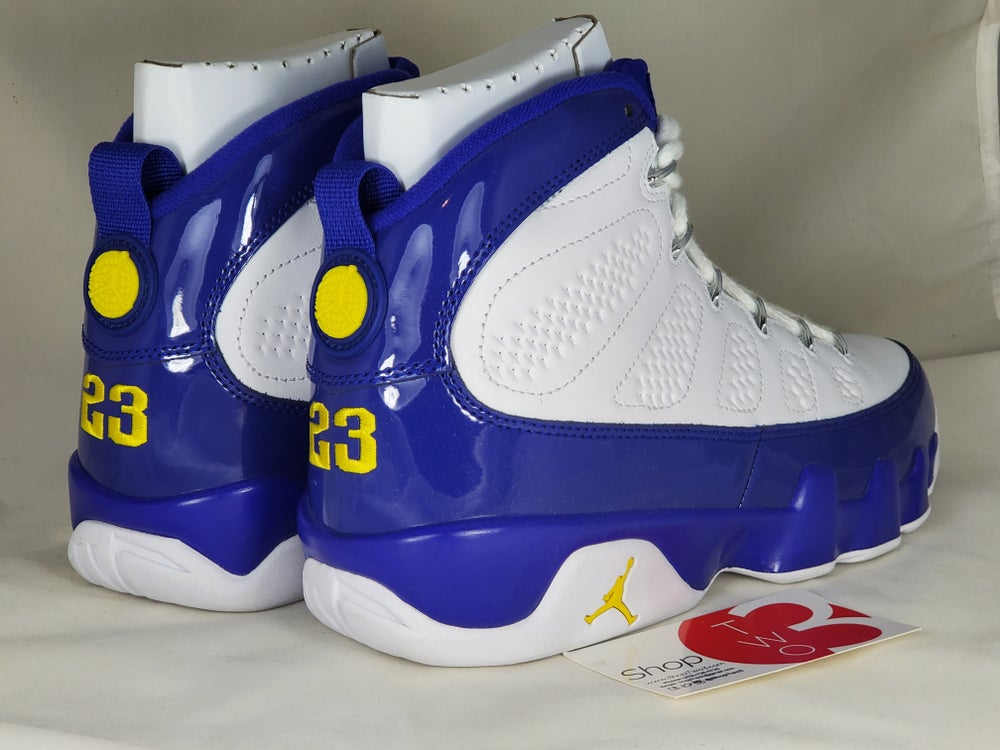Image of Air Jordan 9 Retro Kobe
