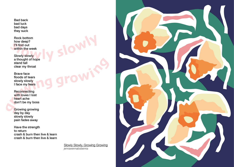 Image of Slowly Slowly, Growing Growing